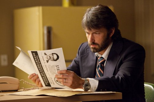 Image from the movie ARGO